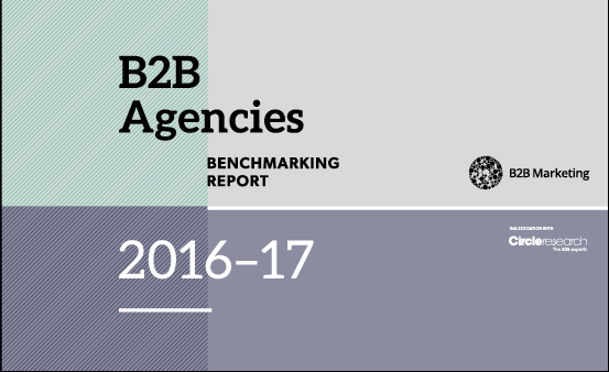 B2B Marketing Benchmarking Report