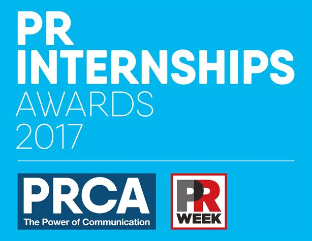 Pr internship awards 2017