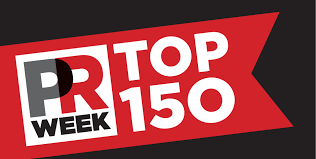 Jargon PR has been named in the PRWeek Top 150