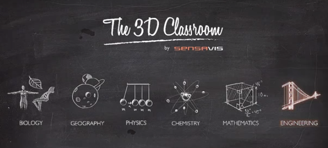 Jargon PR goes back to school with appointment by 3D Classroom