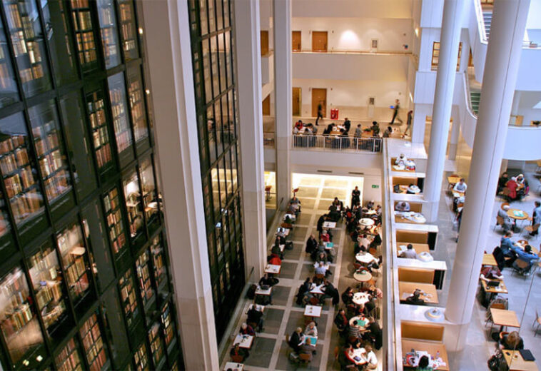 Jargon PR's Sam and Kevin to speak at British Library