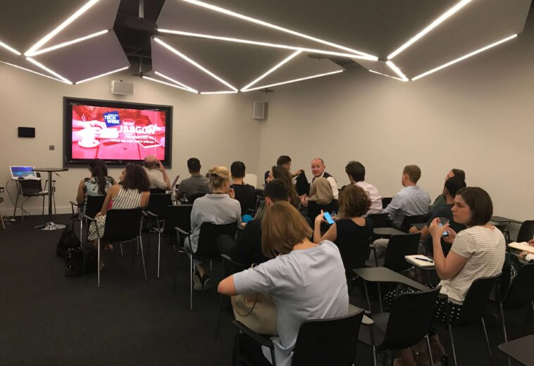 Jargon PR host successful workshop as part of London Tech Week