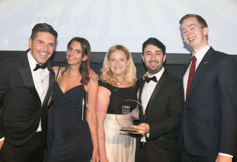 Jargon PR Awarded 'Best Channel PR Campaign' at the CRN Awards