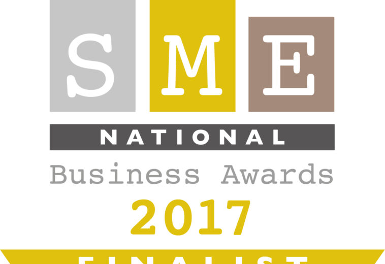 Jargon PR is shortlisted for the SME National Business Awards 2017