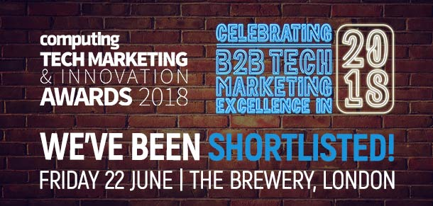 Jargon PR Shortlisted for two awards