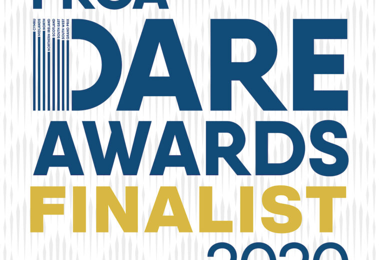 Jargon PR shortlisted in two categories in the PRCA Dare Awards