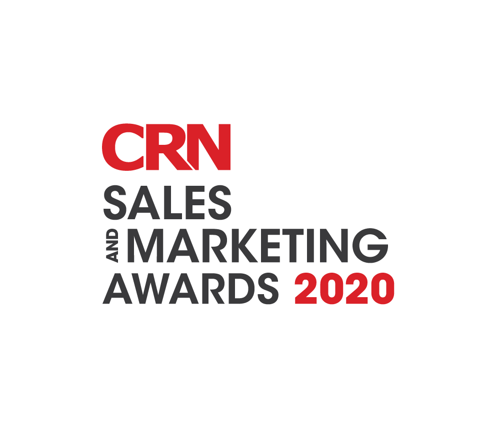 Shortlisted, Best Channel PR/Marketing Award, CRN Sales and Marketing Awards 2020
