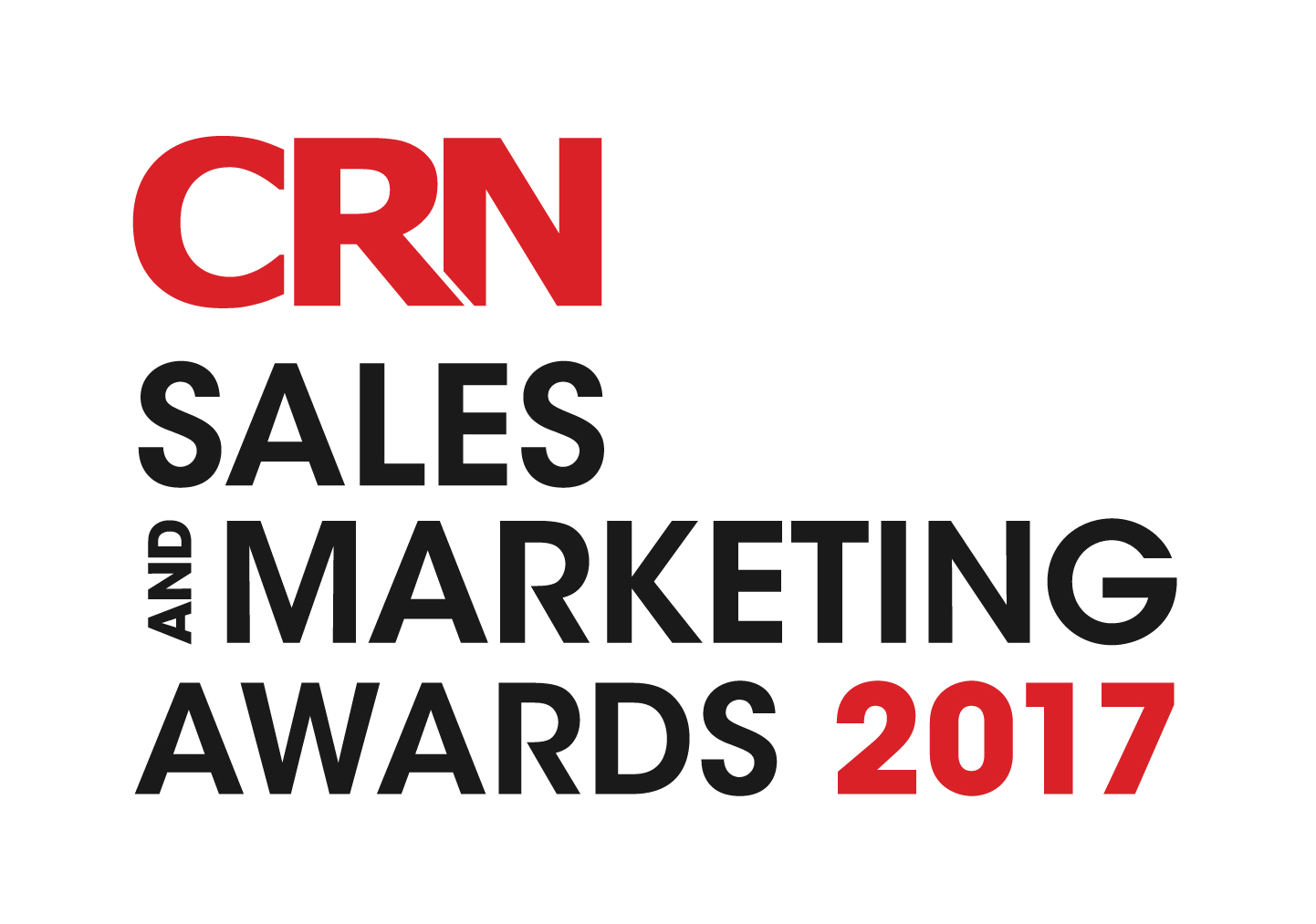 Winner, Best Channel PR Campaign, CRN Sales and Marketing Awards 2017