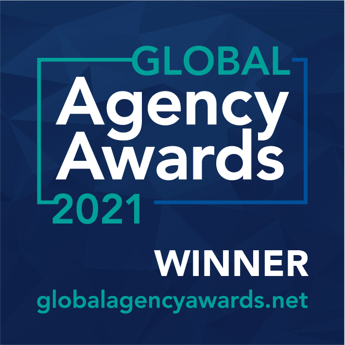 Winner, B2B Agency of the Year and PR Agency of the Year, Global Agency Awards 2021
