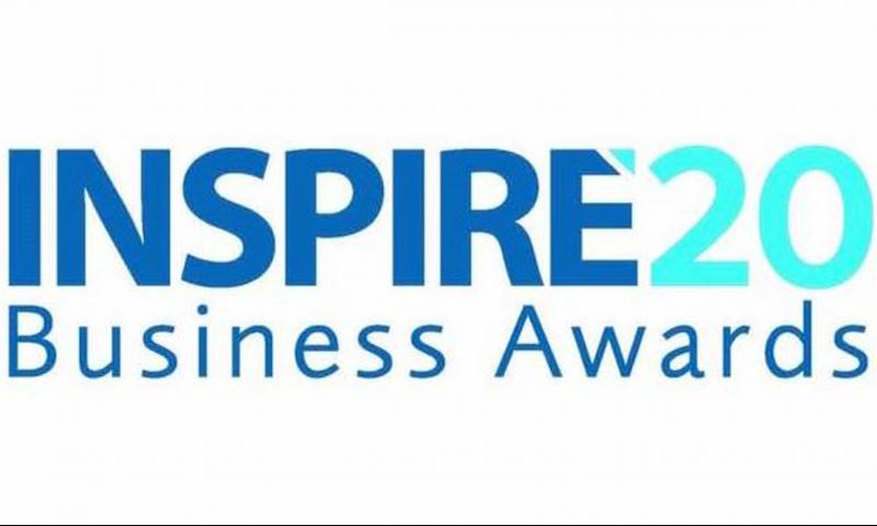 Runner Up, Medium Business of the Year, Inspire Business Awards 2020