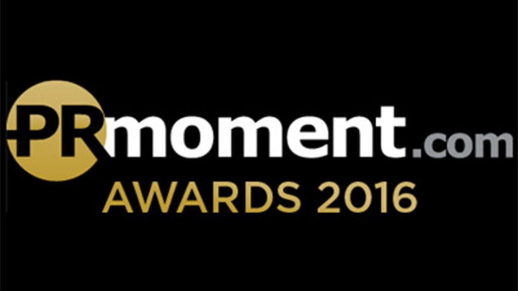 Finalist, Technology Agency of the Year, PR Moment Awards 2016