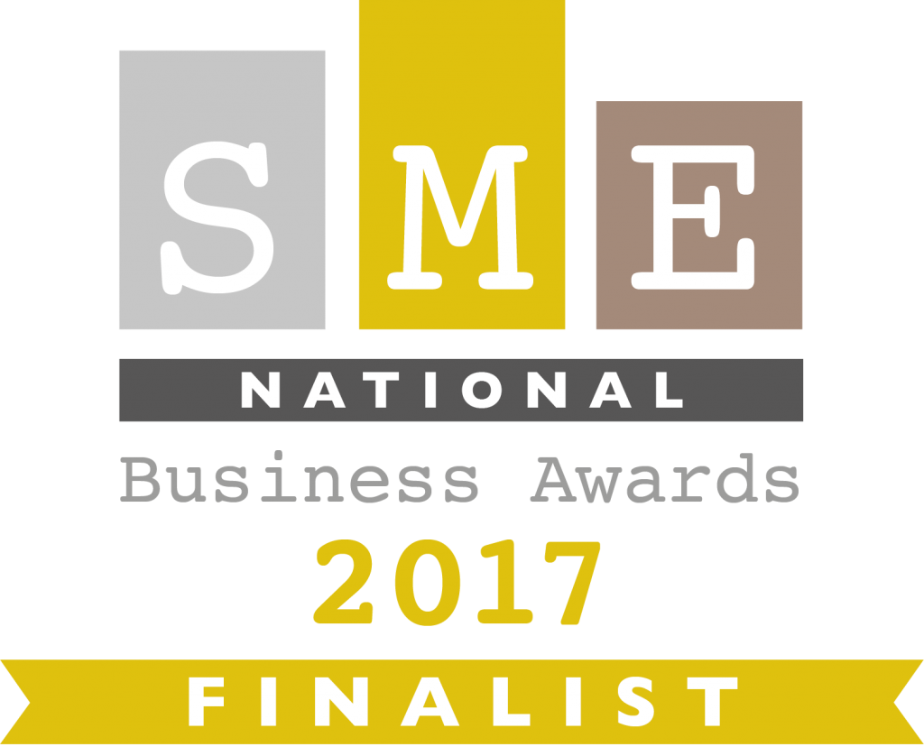 Finalist, Business of the Year, SME National Business Awards 2017