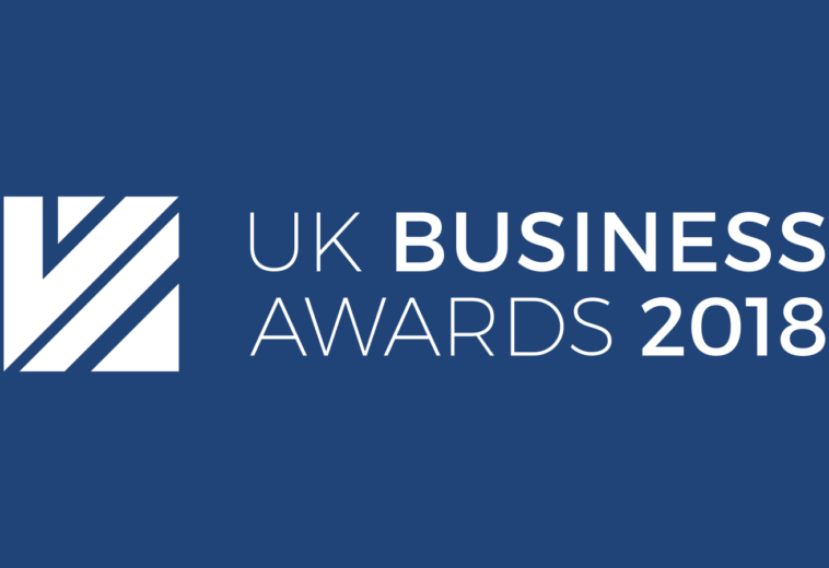 Shortlisted, Best Places to Work, UK Business Awards, 2018
