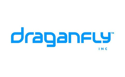 Draganfly- Launching the Draganflyer X6 drone in the UK.